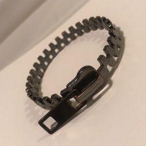 Jewelry - Zipper bracelet
